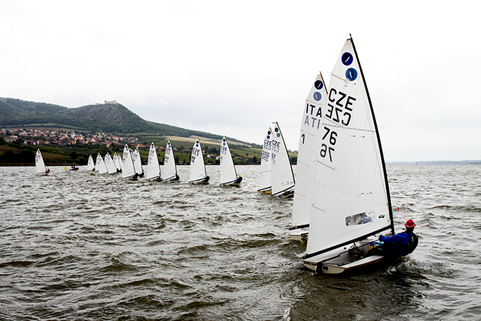 M. B. Keramika Pálavská Regatta 2019 (International race and cup of the Czech Republic 2019)